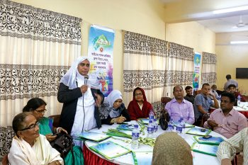 Capacity building and sensitization workshops on Gender and Village courts