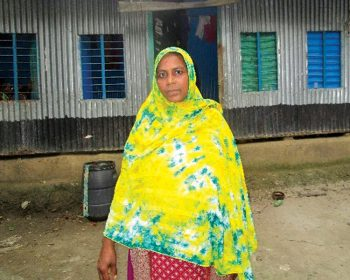 Dolena Begum get back BDT 75,000 by village court