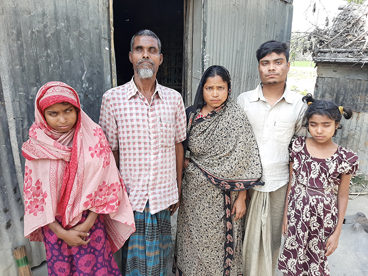 Sujela's family not starving as Village Court stand by her with Covid-19's relief