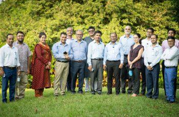EU Delegation Visits Village Courts Project Areas