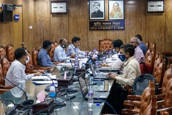 Inter-ministerial meeting held on Amendment of Village Court Act, 2006
