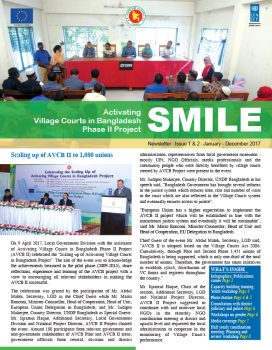 Newsletter English 2017, Issue 1 & 2